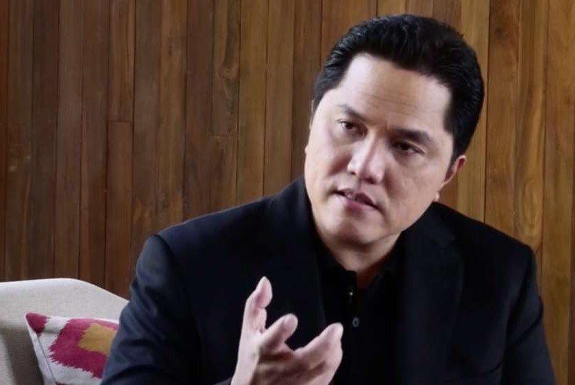 Intip Sumber Kekayaan Erick Thohir yang Capai Rp2,3 triliun
