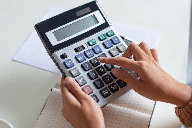 menggunakan kalkulator