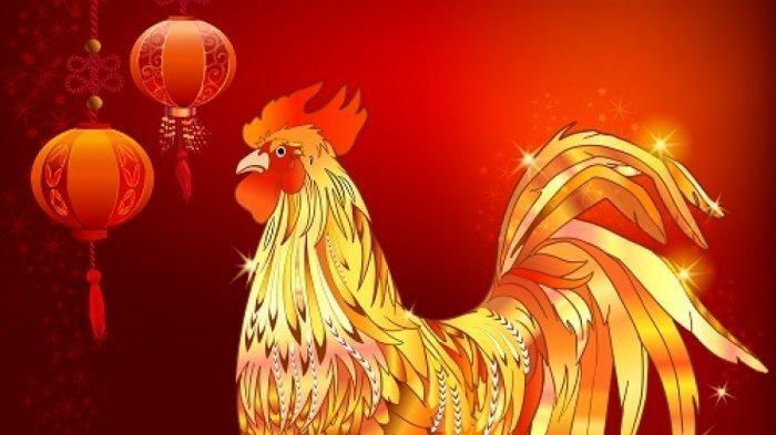 shio ayam api