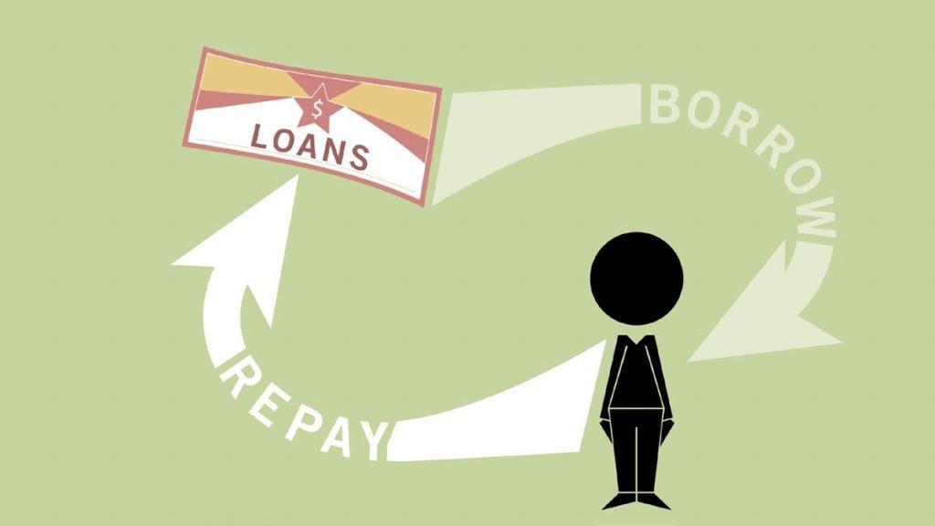 atur jadwal loan repayment