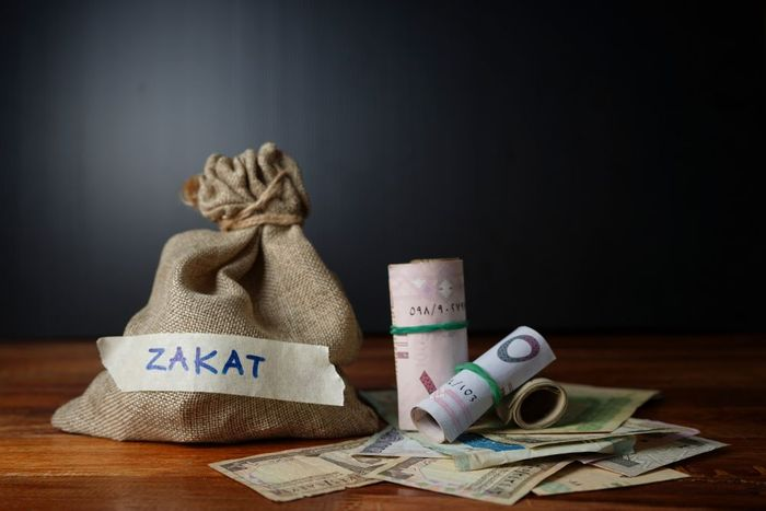 bayar zakat