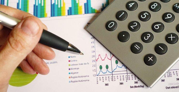 cara menghitung bunga pinjaman