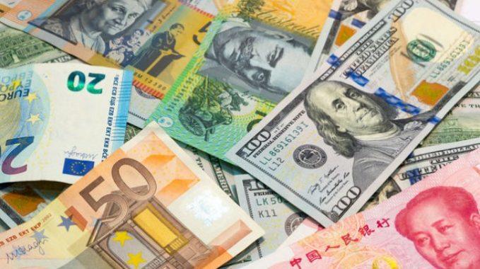 contoh soal kurs valuta asing