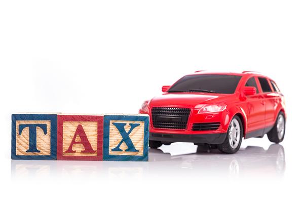 denda pajak mobil