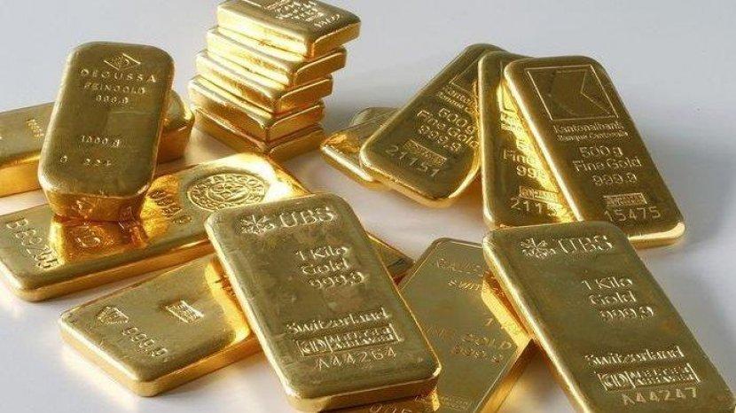 harga logam mulia