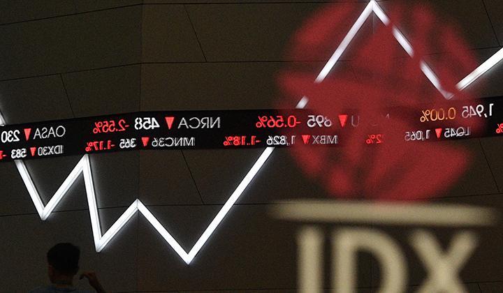 informasi indeks harga saham gabungan