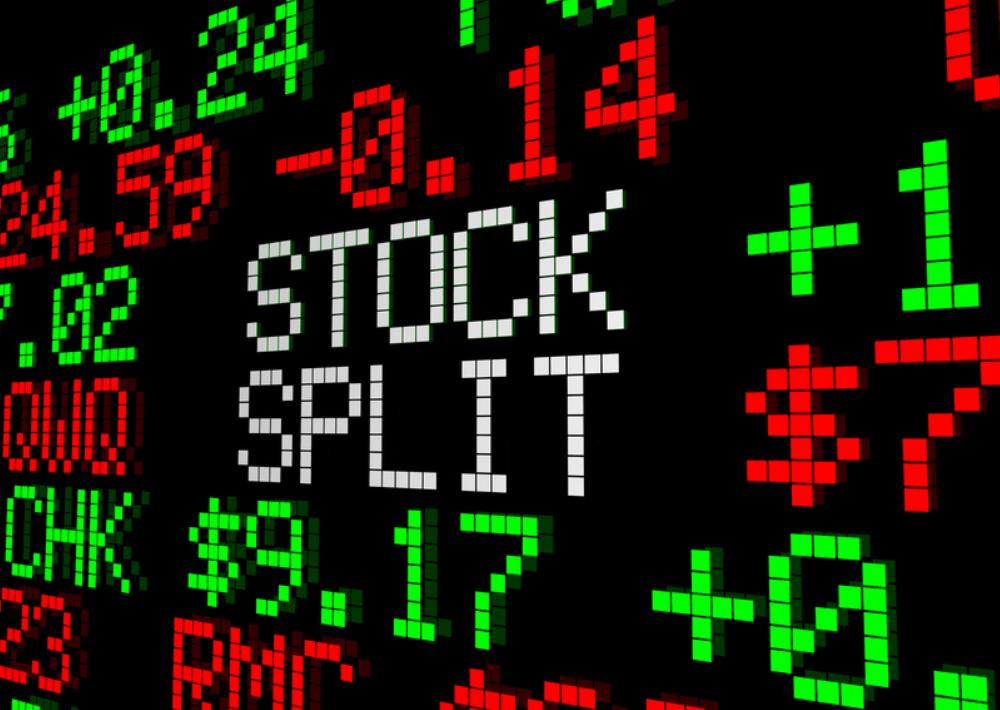 stock split adalah
