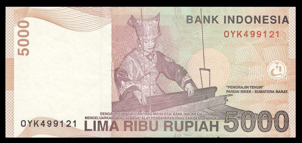 gambar uang 5000
