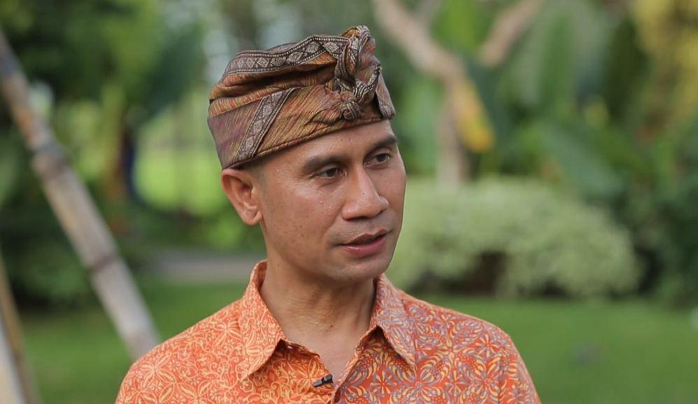 Kunci Sukses Ajik Krisna Menjadi Pengusaha Sukses Asal Bali