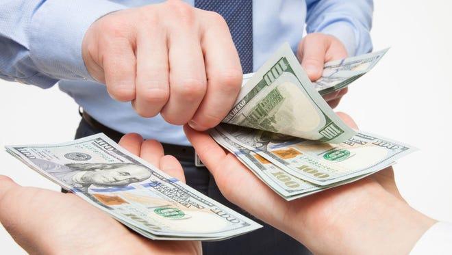 cara mengatur uang gaji