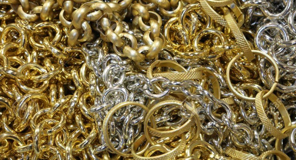 emas palsu