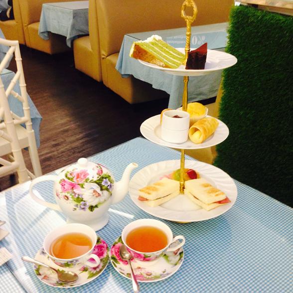 Lady Alice tea room