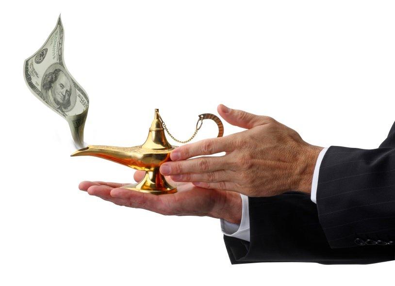 mitos keuangan