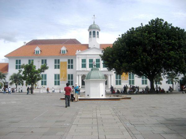 Museum Fatahilah di Kota Tua