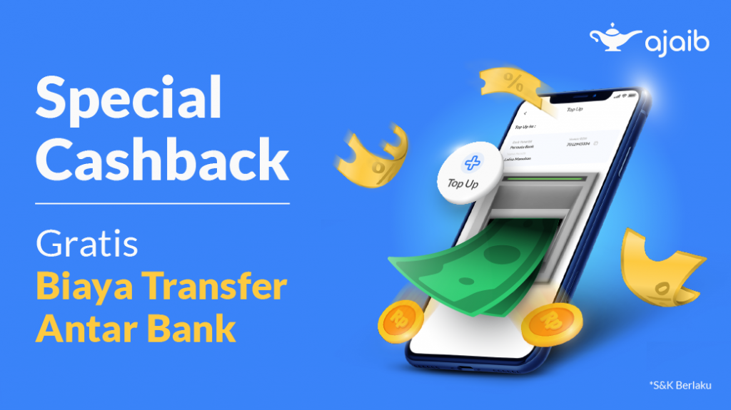 Special Cashbcak Campaign