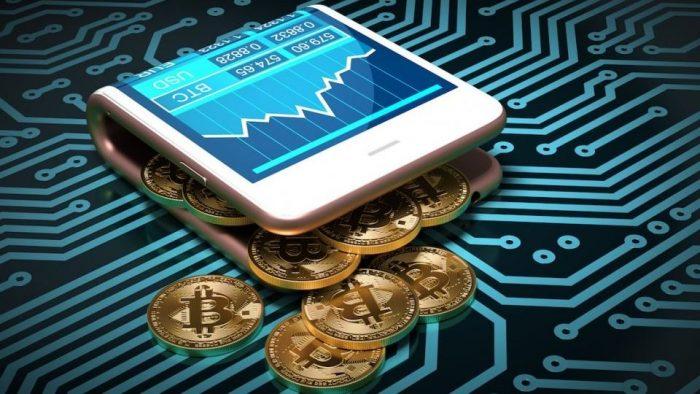 Mata uang digital.