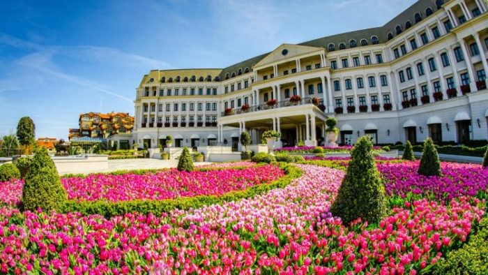 Nemacolin Woodlands Resort.