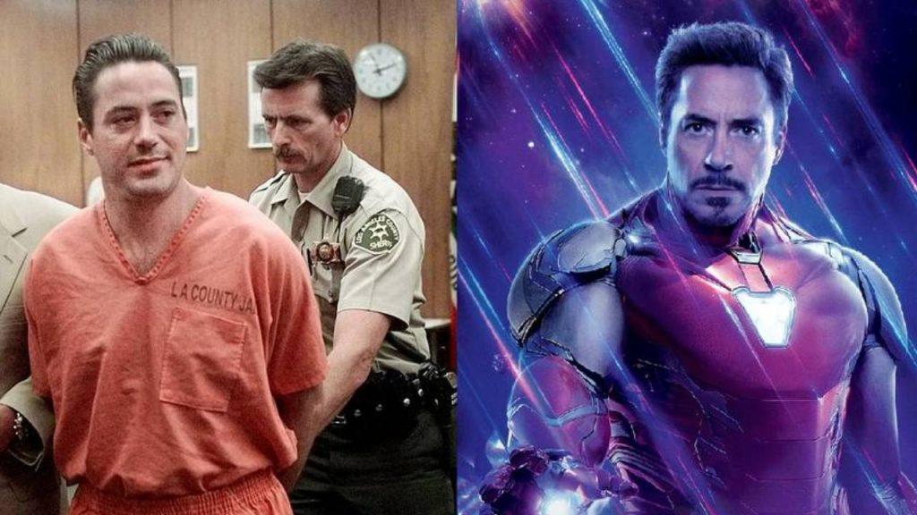 Kisah Sukses Robert Downey Jr