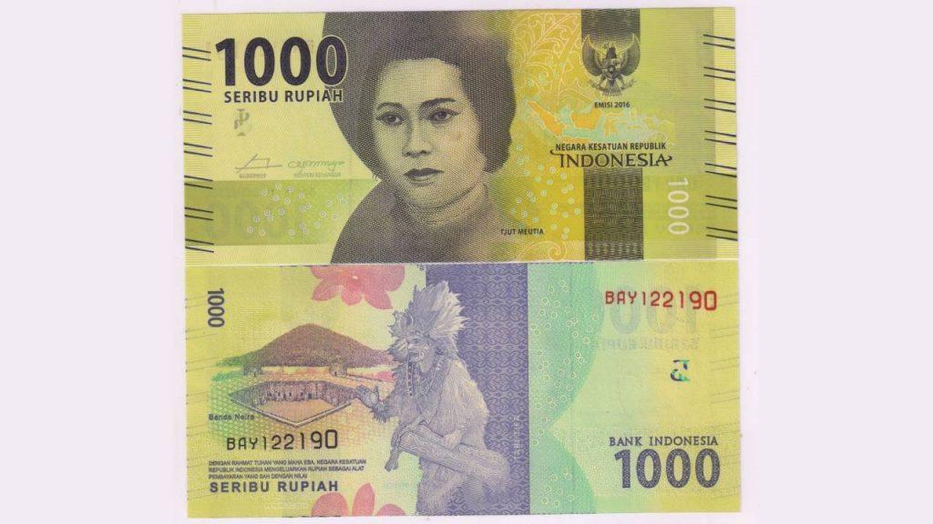 Uang Seribu Rupiah 2016
