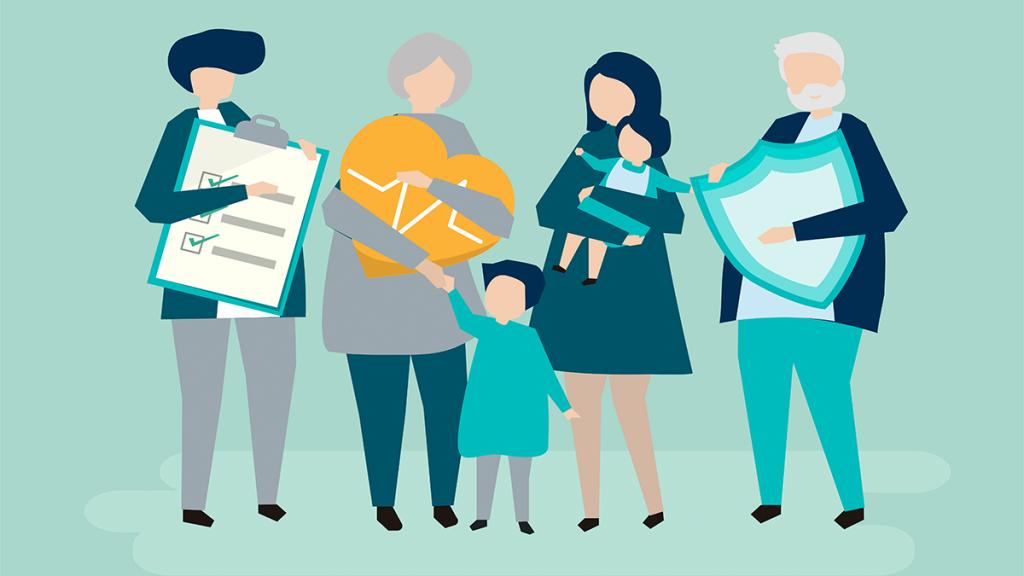 Proteksi diri dan keluarga kini tak perlu mahal