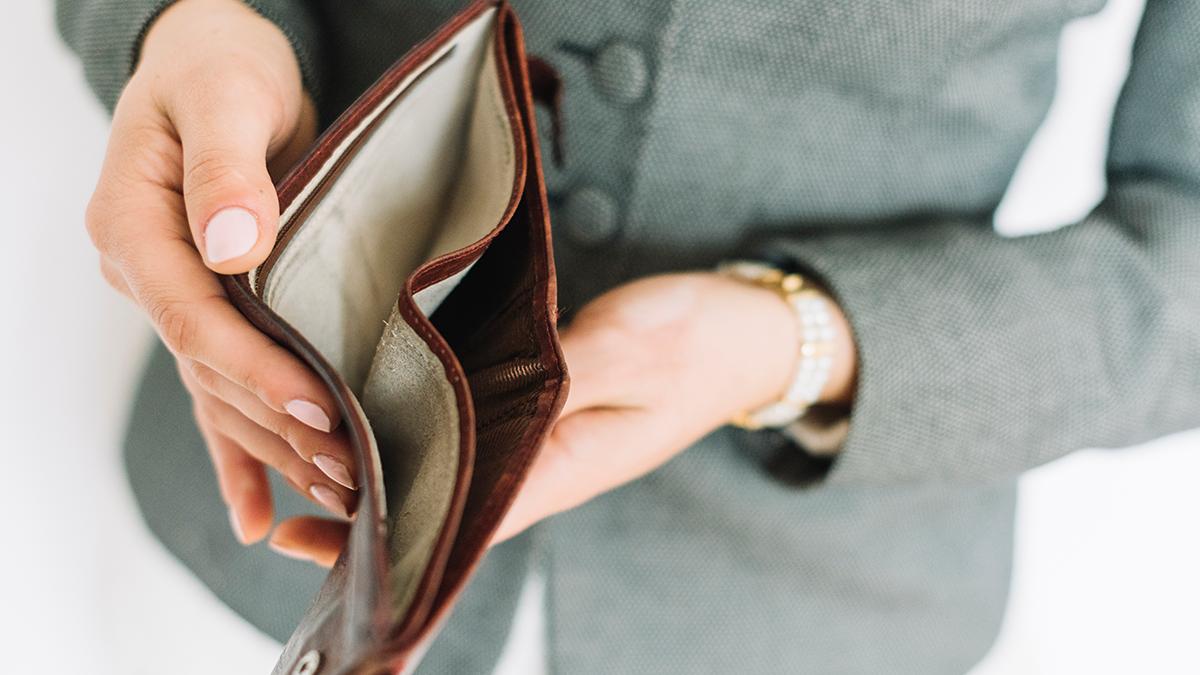 Dompet kosong di akhir bulan?
