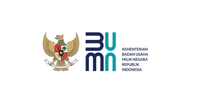 Logo Kementerian BUMN RI.