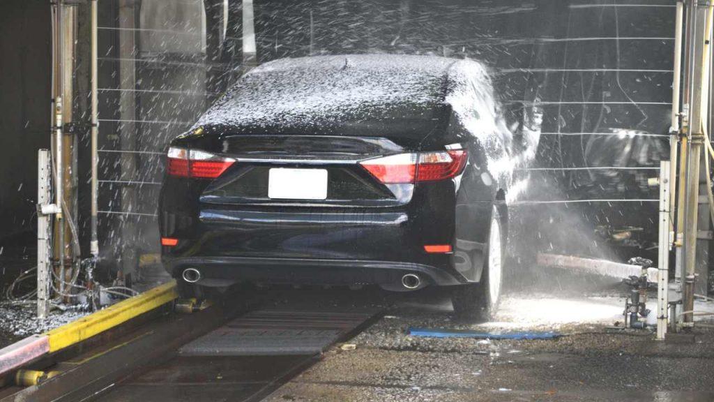 Analisa Modal dan Keuntungan Usaha Cuci Mobil Hidrolik - Ajaib