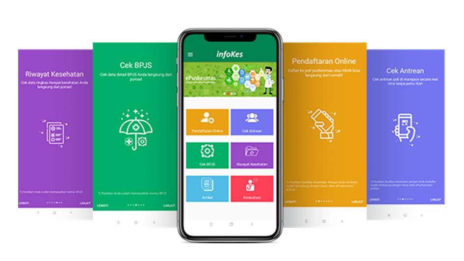 Aplikasi Infokes Mobile.
