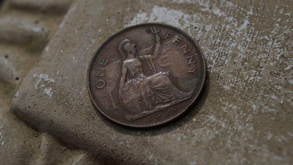 Jual Uang Kuno