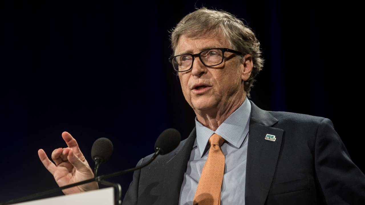Kekayaan Bill Gates