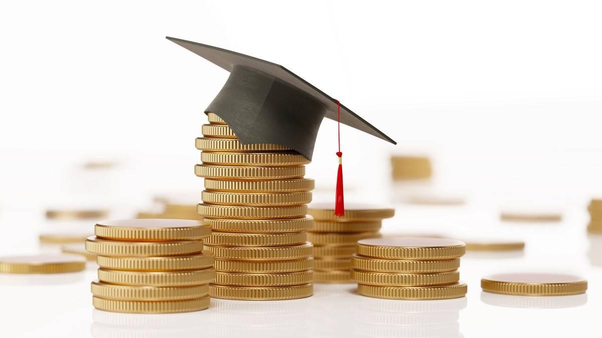 Ilustrasi pinjaman dana pendidikan syariah.