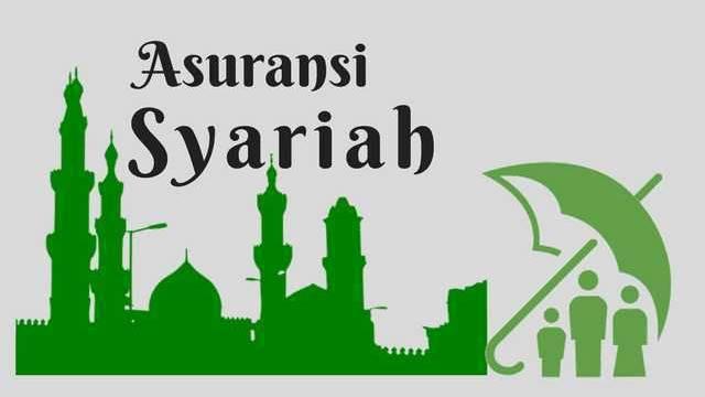 Ilustrasi asuransi syariah.