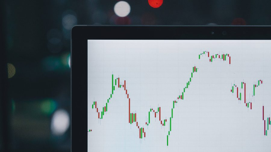 Candlestick dalam trading saham