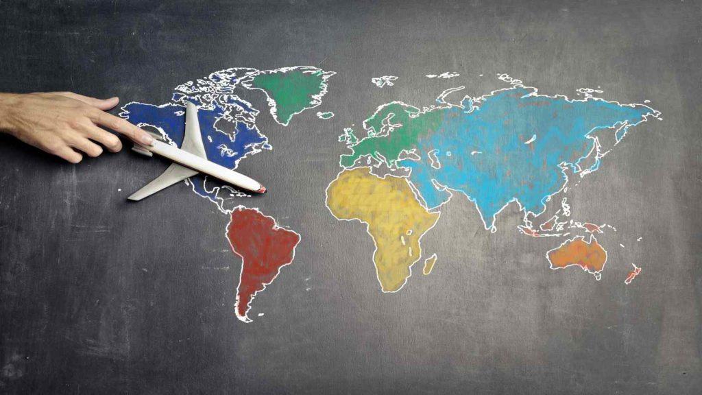 Ilustrasi dampak globalisasi