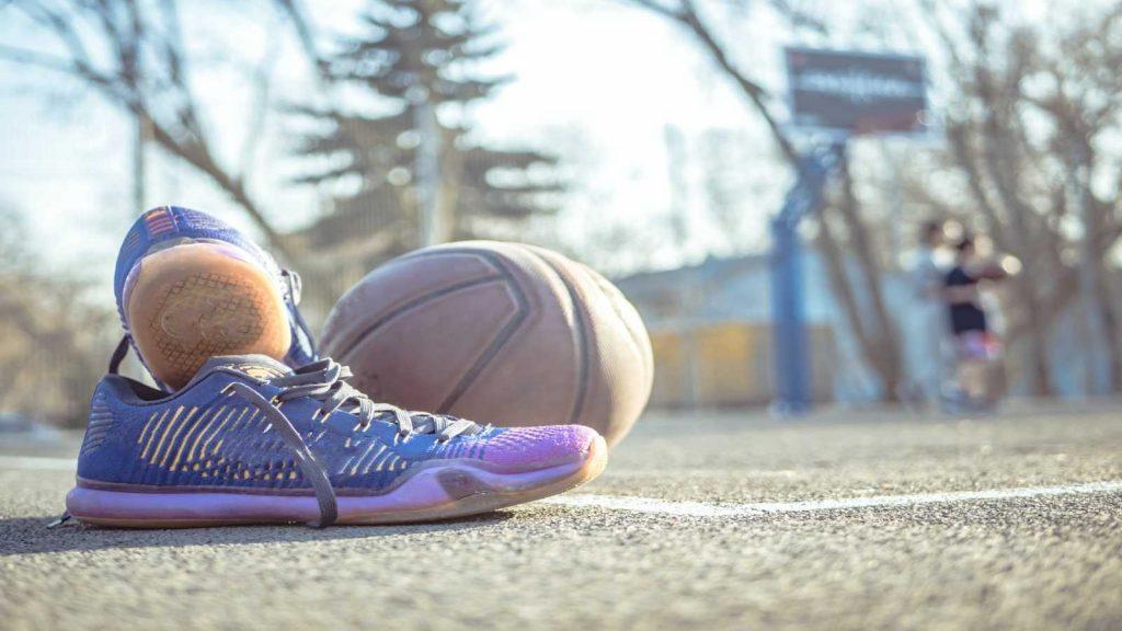 Ilustrasi sepatu basket termahal