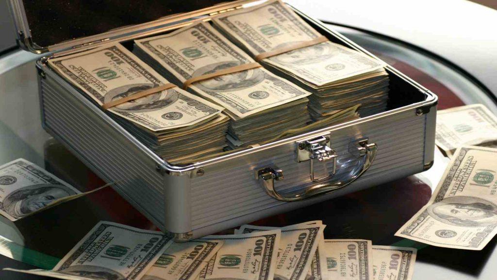 Ilustrasi Money Laundering