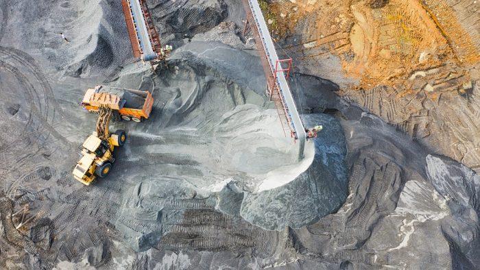 Daerah penghasil batu bara.