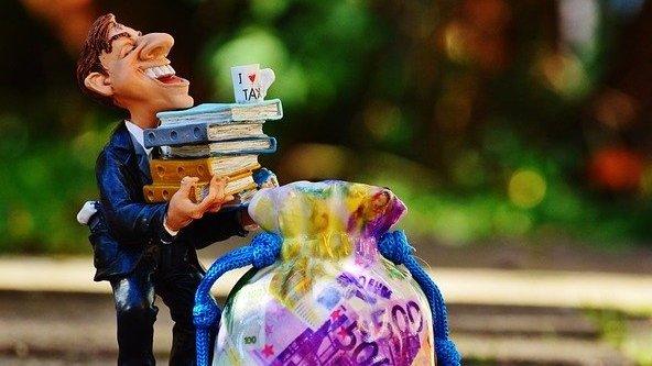 Ilustrasi mempelajari pajak saham luar negeri.