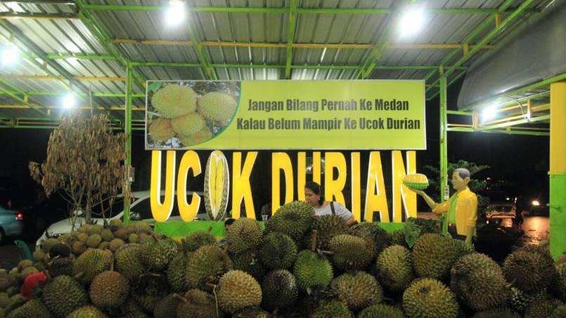 Ucok Durian Medan Bagi Tips Biar Jalan Bisnis Selalu Manis