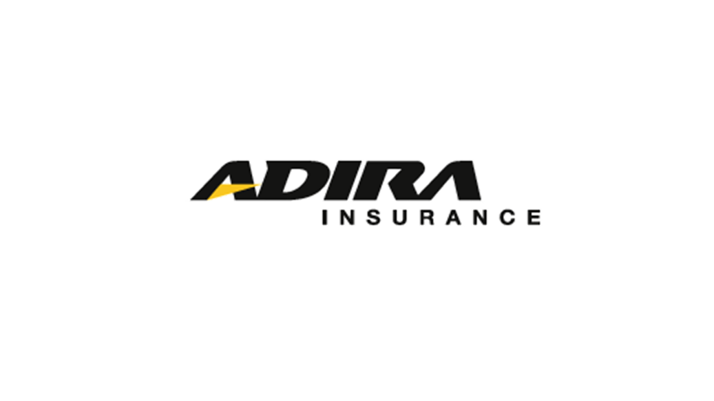 Logo Adira Insurance.