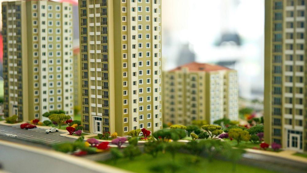 Ilustrasi apartemen murah di Jakarta.