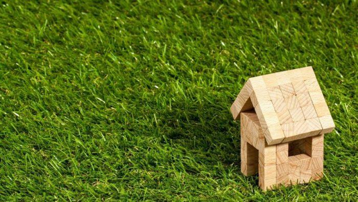 Ilustrasi properti rumah.