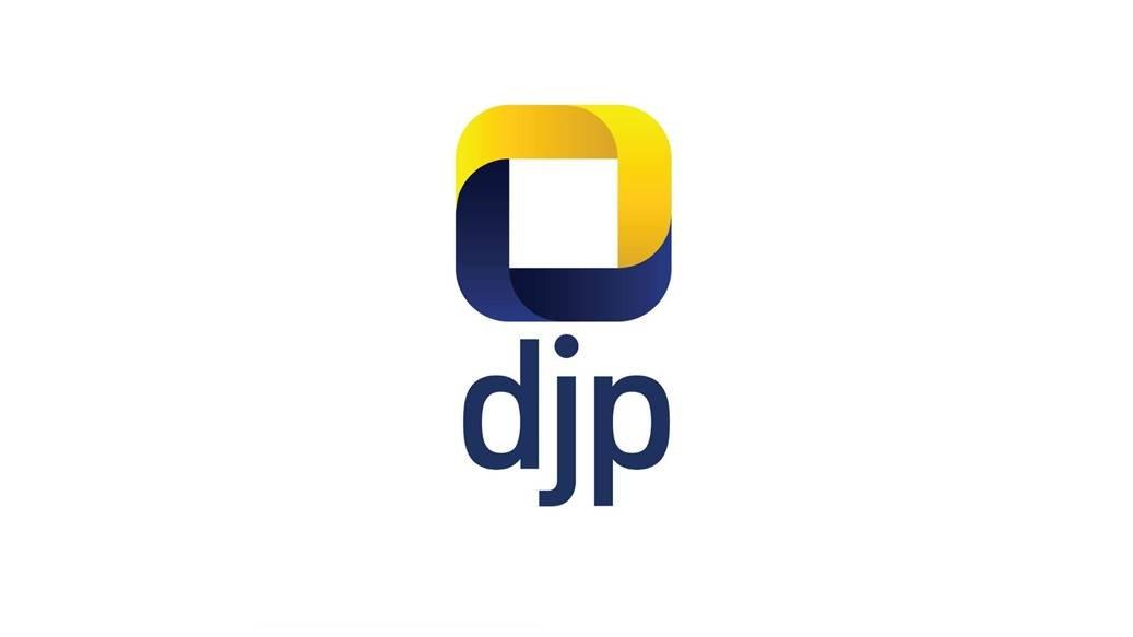 Logo DJP RI.