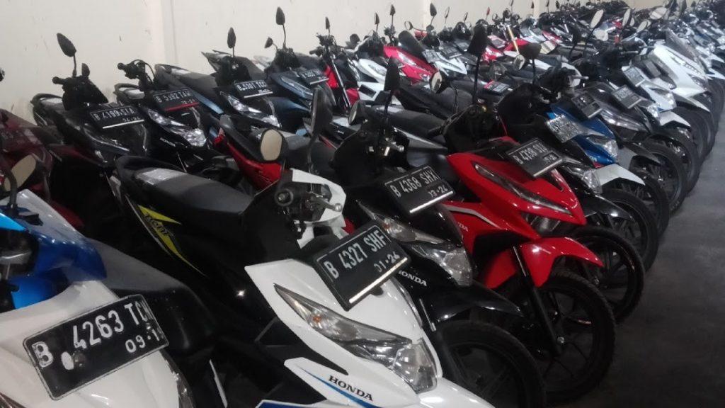 cara jual motor bekas supaya dapat harga lumayan