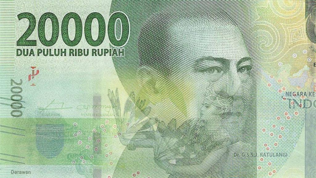 Uang 20 Ribu