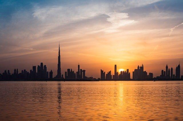 Kota Dubai yang super mewah