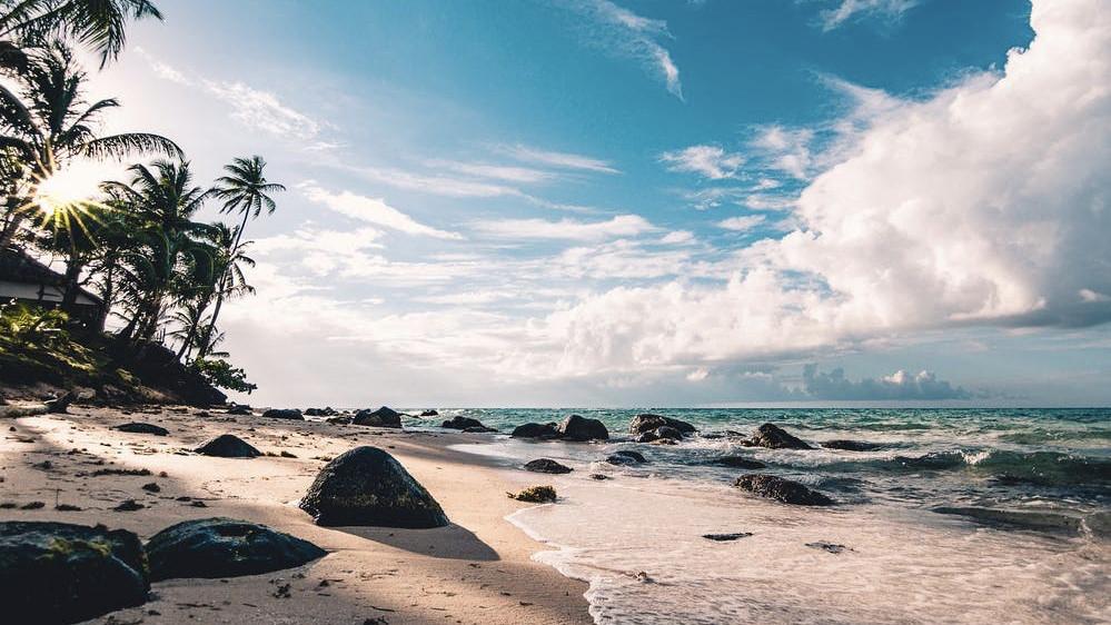 pulau sulawesi yang eksotis