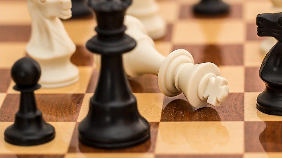 Buah catur.