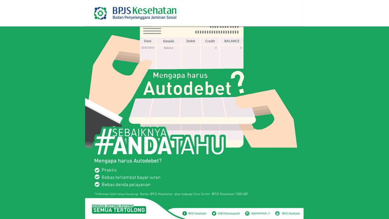 Autodebit BPJS