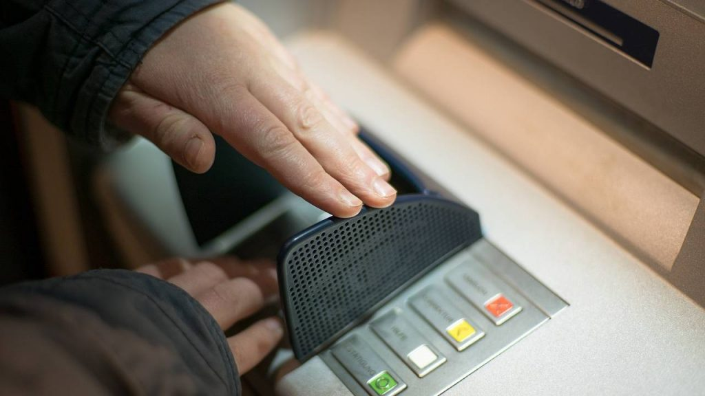 ATM BRI Disable